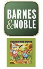 Copy of Cover Book 1 Frankie the Bunny: Newfound Friends